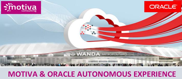 Oracle Motiva Autonomous Experience