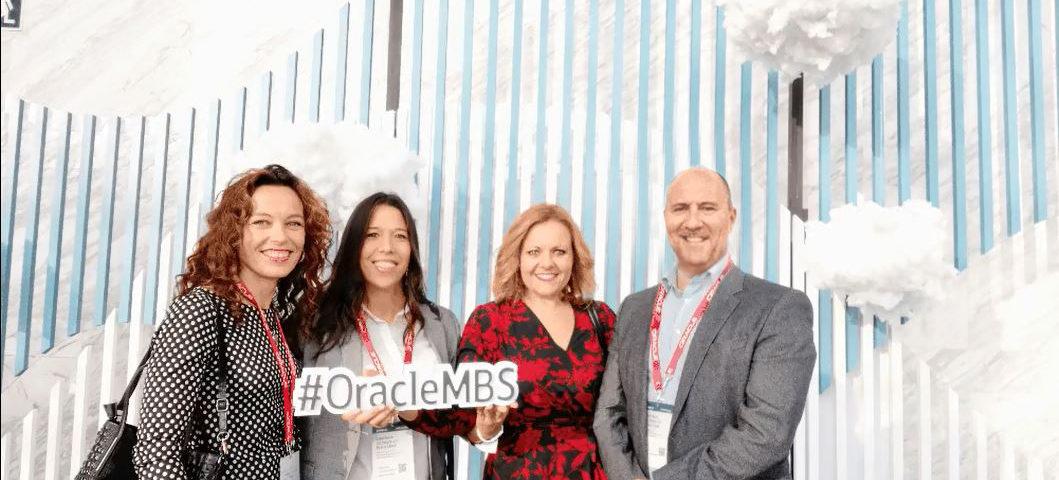 Motiva en el Oracle Cloud Day